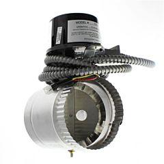 Gas Boiler Vent Damper