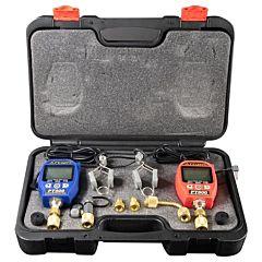 Pressure and Temperature Gauge Kit