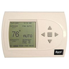 Temperature and Humidity Thermostat