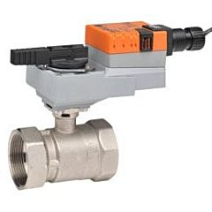 Characterized Control Valve