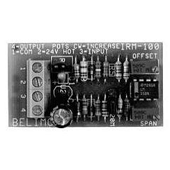 Electronic Damper Actuator Input Rescaling Module