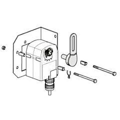 Damper Actuator Crank Arm Adapter Kit