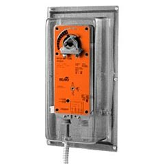 Damper Actuator Weather Shield