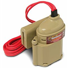 Drain Pan Magnetic Float Switch System