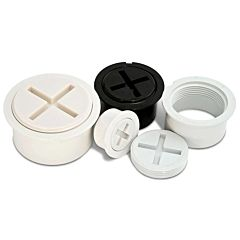 Cleanout Adapter and Plug
