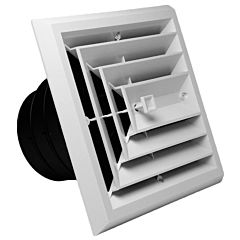 Ceiling Diffuser Assembly