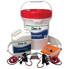 Mini-Split Evaporator Coil Cleaner Funnel Bag
