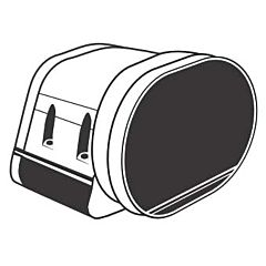 Line Set Duct Adapter