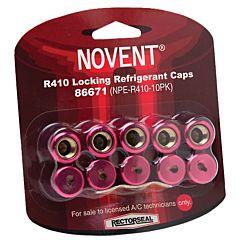 Locking Refrigerant Cap