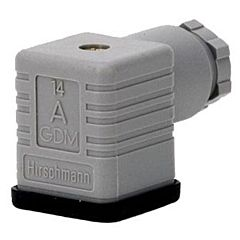 Solenoid Valve Coil Cable Plug