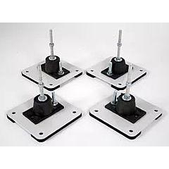Air Handler Stand Anti-Vibration Pad Feet