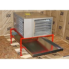 Air Handler Mounting Equipment Stand