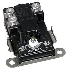 Electric Water Heater Temperature Sensing Control