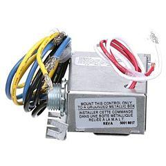 Electric Heat Temperature Control System