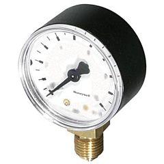 Boiler Fill Valve Pressure Gauge