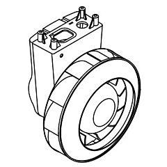 Ventilation System Motor