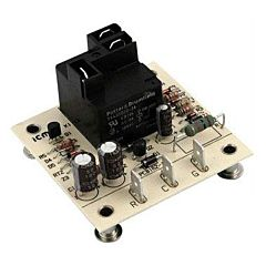 Air Conditioner Fan Blower Control