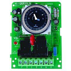 Auto-Voltage Defrost Timer