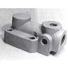 Compressor Adapter Block