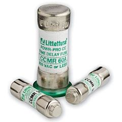 Littelfuse Time Delay Fuse Class CC TD 600V 30AFuse 10 PK