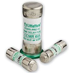 Littelfuse Time Delay Fuse Class CC Dual Element Time Delay Fuse
