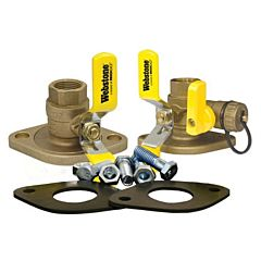 High Velocity Circulator Pump Installation Kit