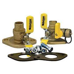 Nibco Inc Circulator Pump Installation Kit 1 SWT ISOLATOR W/ROTATING FLANGE INSTALL KIT