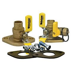 Nibco Inc Circulator Pump Installation Kit 1 1/4 SWT ISOLATOR W/ROTATING FLANGE INSTALL KIT