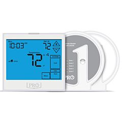 Wireless Zoning Master Control Thermostat