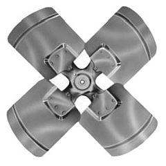 Air Conditioning Condenser Fan Blade
