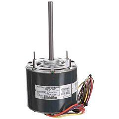 Genteq Fan and Blower Motor 1/3 HP 1075 RPM/2 Spd 460 Volt Motor