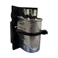 HVAC/R System Capacitor Shelf
