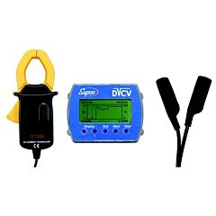 Current and Voltage Data Logger