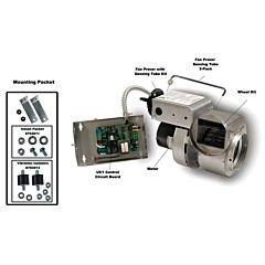 Gas/Oil Appliance Power Venter