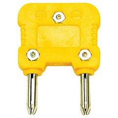 Multimeter Temperature Probe Plug Adapter