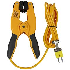 Thermometer Pipe Clamp Probe