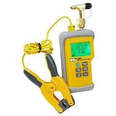 Digital Super Heat and Subcool Meter