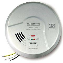 Carbon Monoxide Smoke and Fire Alarm