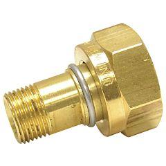 Cylinder to Regulator Adapter