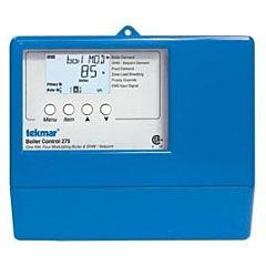 Boiler DHW Control