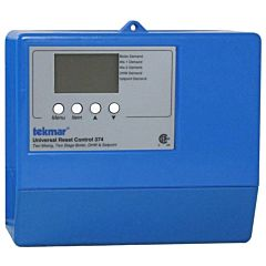 Boiler Universal Reset Control