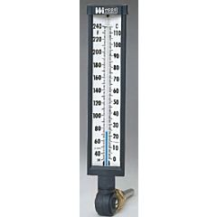 Industrial Glass Thermometer