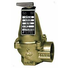 Boiler Safety Relief Valve