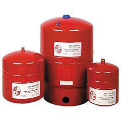 Domestic Potable Water System Expansion Tank