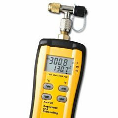 Superheat and Subcooling Meters